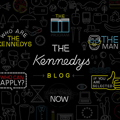kennedys animated website