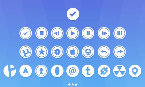 circular icons free