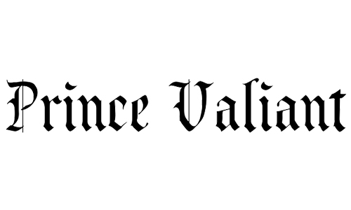 valiant blackletter fonts