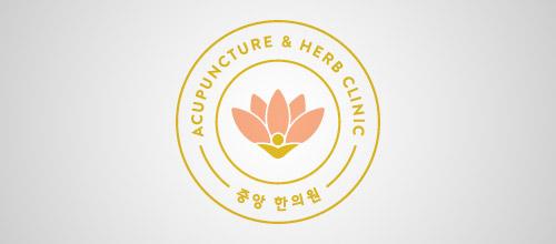 acupuncture lotus logo