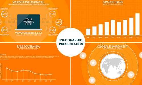 infographic presentation pack