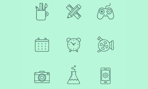 line icons free