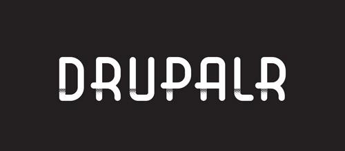 logotype design overlap