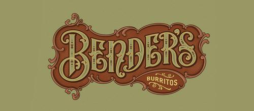 burrito vintage logo