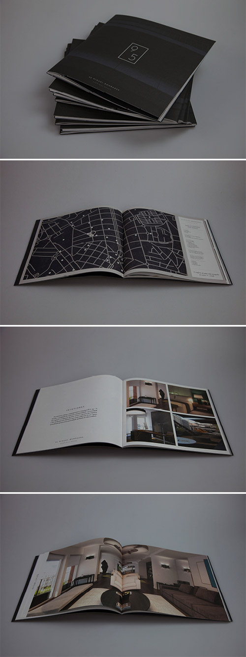 residential brochure designs
