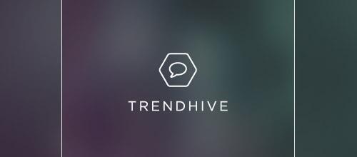 trendhive thin logo