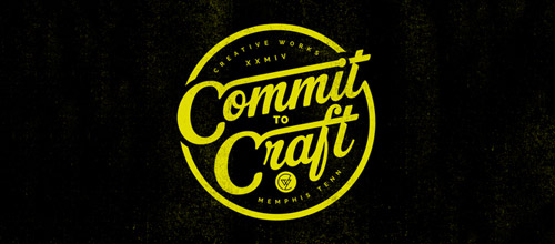 craft vintage logo