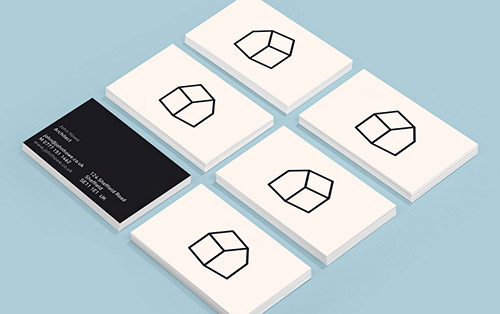 house architect business card