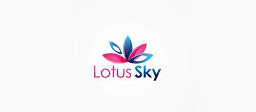 lotus sky logo