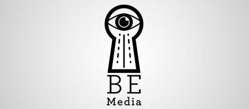 media keyhole logo