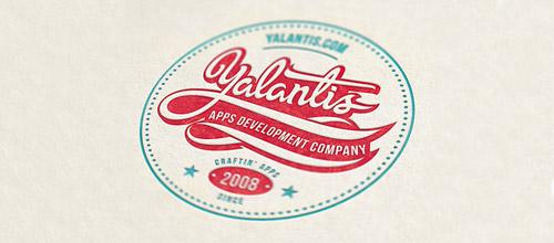 yalantis vintage logo