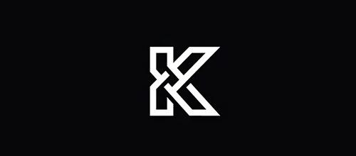 K overlapped logo