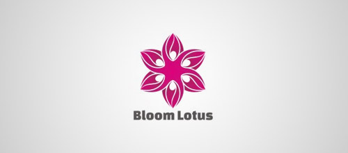 bloom lotus logo