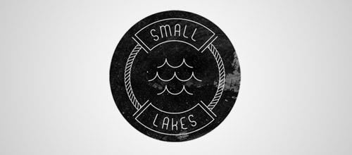 water vintage logo