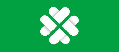 clover overlap logo