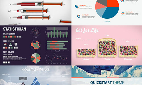 infographics element kit