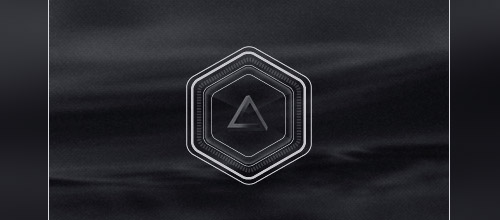 rebrand hexagon logo