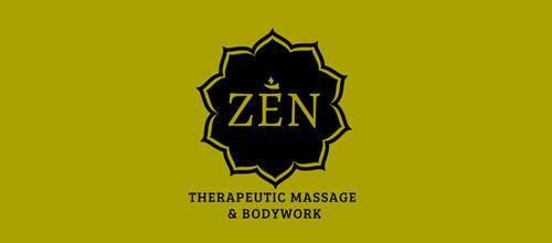 zen lotus logo