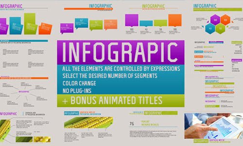 simple infographics elements