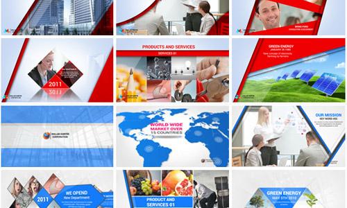 infographics corporate statistics
