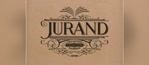 typography vintage logo