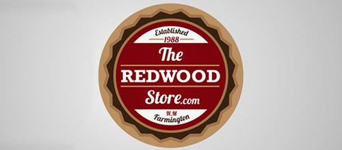 store vintage logo