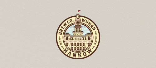 hankow logo vintage