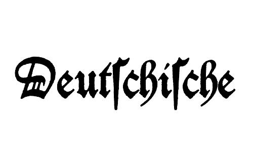 cool blackletter font