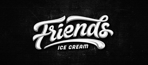 friends momcilovic logotype
