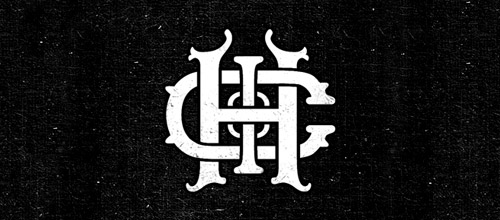 monogram overlap logo