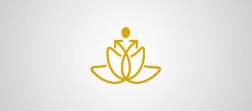 nirvana lotus logo