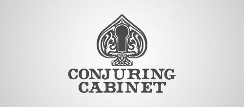 cabinet keyhole logo