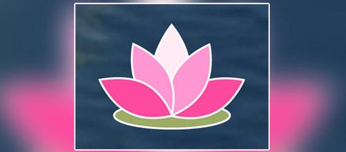pond lotus logo
