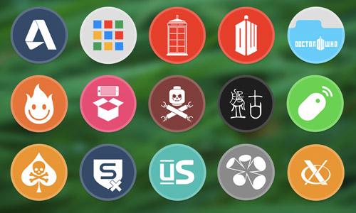 ui free circle icons