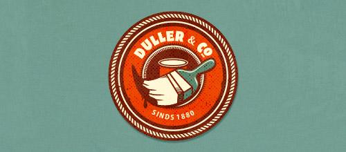 paint vintage logo