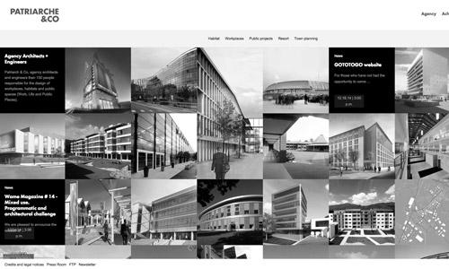 30 mesmerizing examples of greyscale website designs naldz graphics. Black Bedroom Furniture Sets. Home Design Ideas