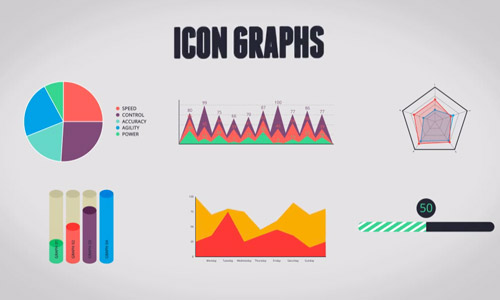 infographics kit elements