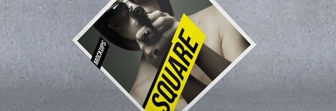 33 Imaginative Examples of Square Brochure Designs
