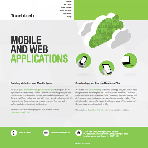 green tech websites