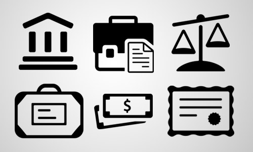 enterprise business icons