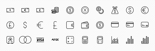 30+ Freebie Business Icons You Should Have