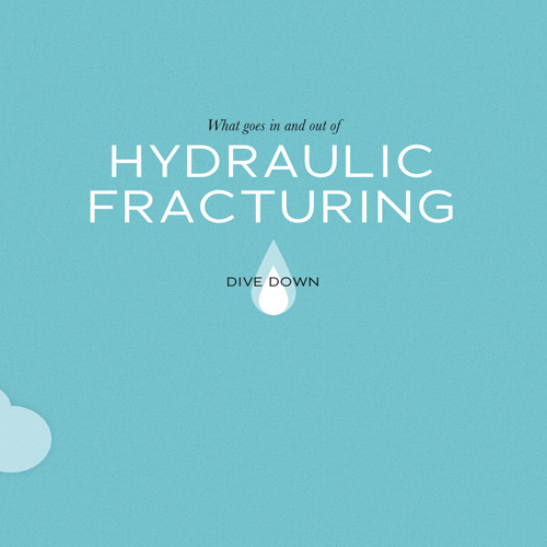 fracking storytelling web design
