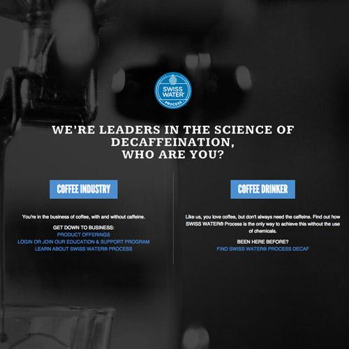 coffee swiss website