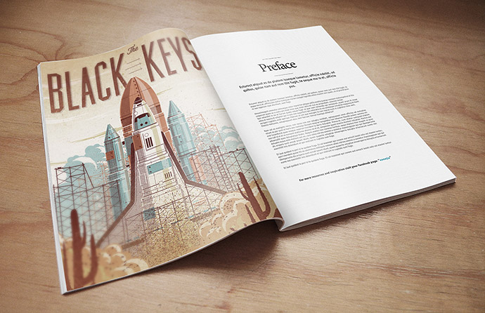 free magazine mock-up