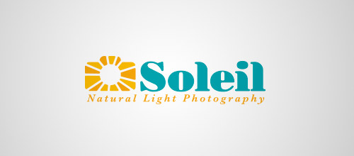 soleil logo camera