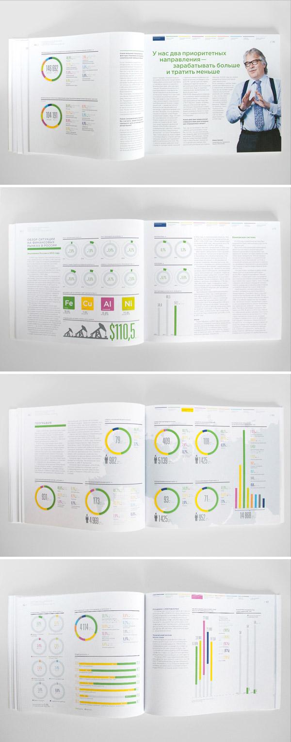 annual report color