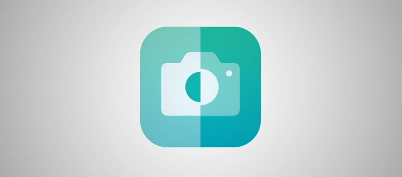flat camera design