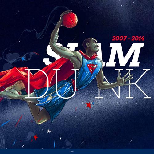 slam dunk history story