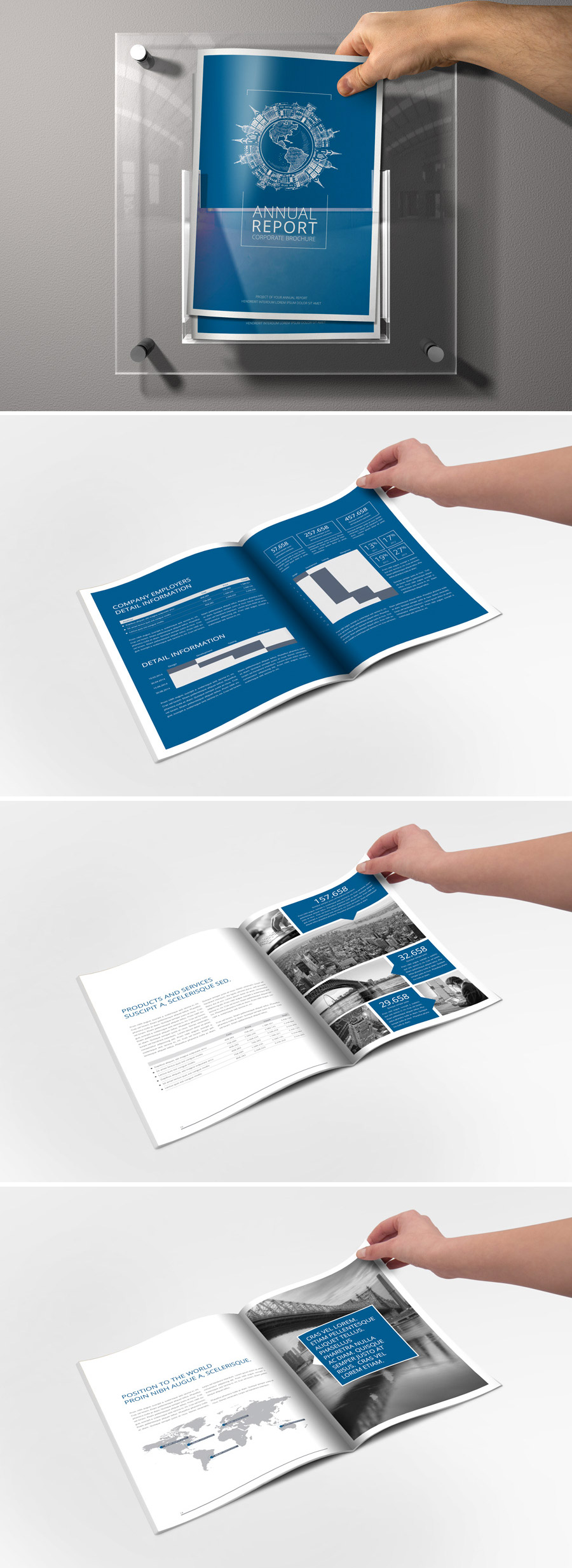 flat annual report