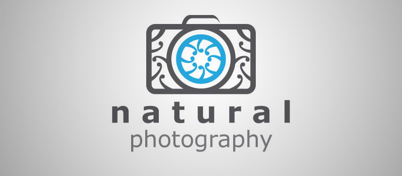 camera nature logo